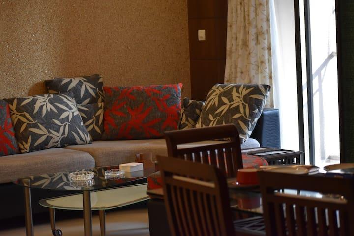 Private Apartment in Secure Luxury Condoville