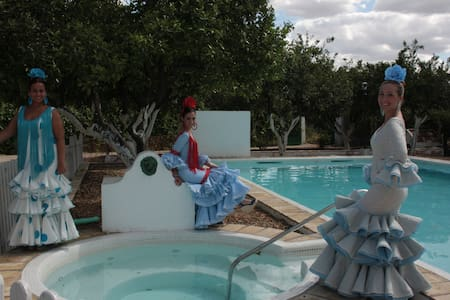 Huerta la Pimentada - La Barqueta