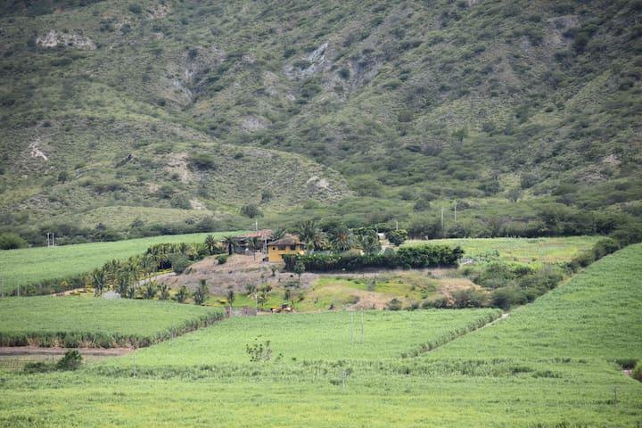 """Hacienda """"El Arenal"""", Estudio-Alojamiento"""