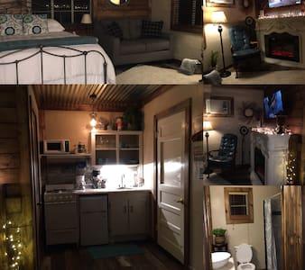 Cozy romantic cabin - Park Hill - Kisház
