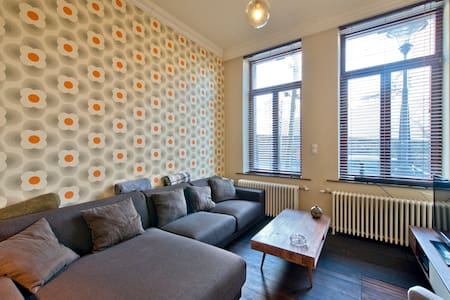 Duplex in city center (100m²) - Liège - 公寓