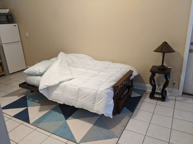 Cute Studio Apt Centrally Located in St. Pete