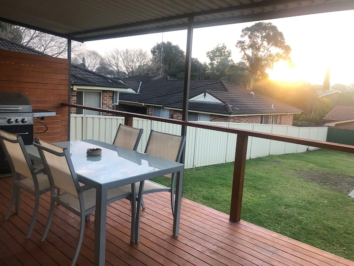 Cute Hawkesbury cottage, pet friendly