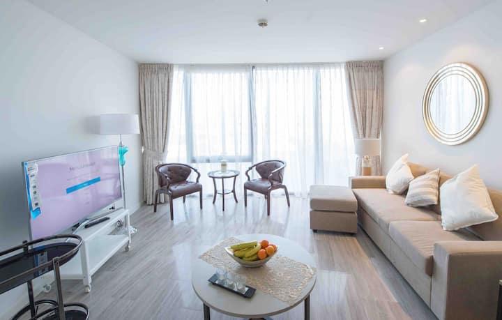 ⭐️ Lux Studio at top Dubai Tower - Prime Location