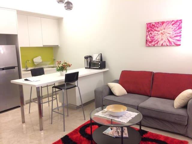 Signature suites by GnY - Kuala Lumpur - Dormitorio para invitados