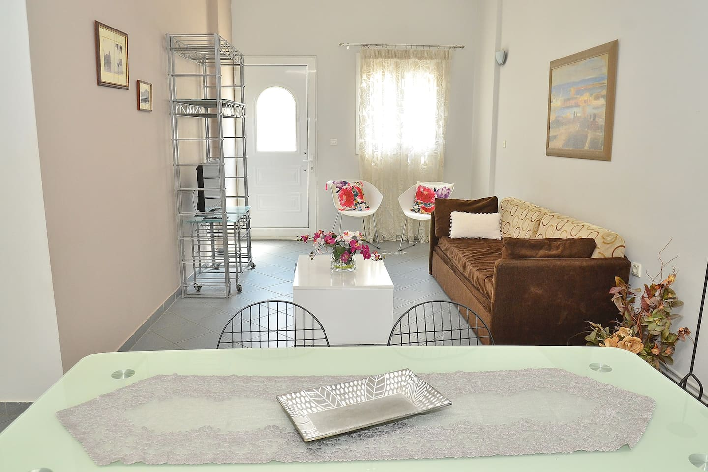 Nafpaktos: One bedroom apartment close to the sea!