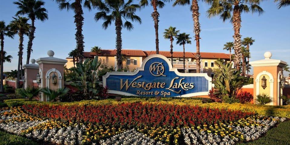 Apartamento no Westgate  Lakes Resort Orlando