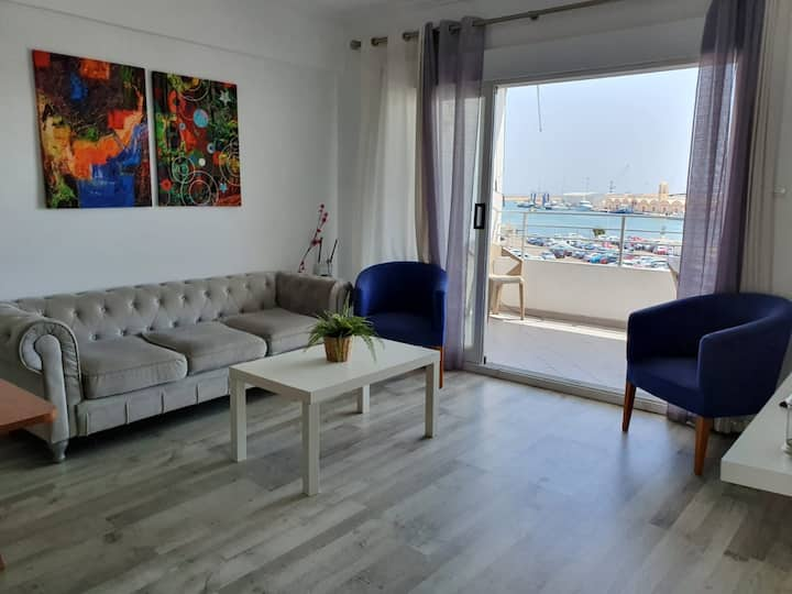 Cozy appartment with lovely views in gandia beach