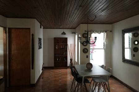 Full furnished and safe house, San Jose, CR