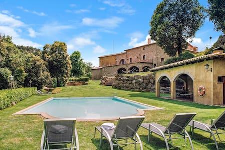 El Munt: 110032 - Castellterçol - Casa de campo