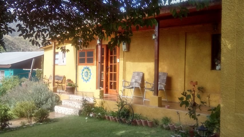 Rooms close to Portillo & Mendoza, Argentina - Los Andes - House