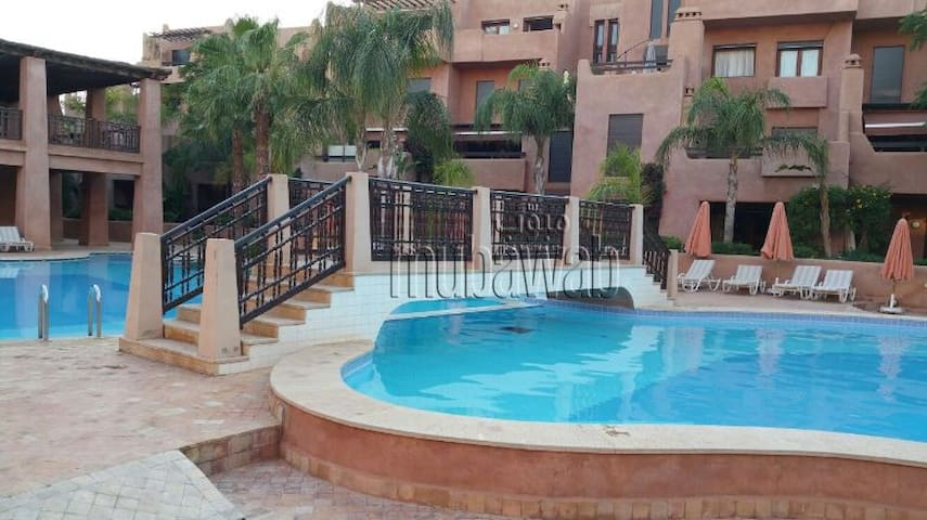 Lovely one bedroom appartment in a luxurious resid - Marrakech - Apartmen