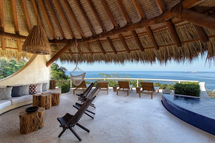 Luxury Oceanview dream condo in Ixtapa