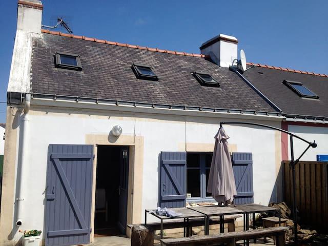 Maison Belle îloise - Bangor - Casa