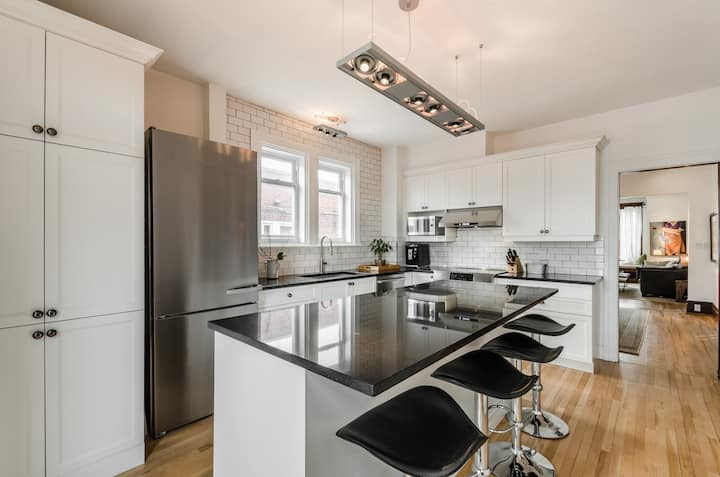 Luxury Condo full equipped NDG