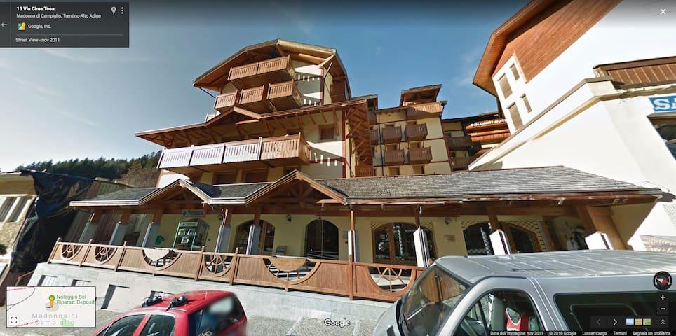 Very Central Apartment in Madonna di Campiglio
