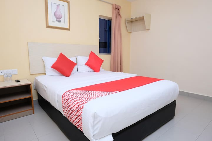 Discounted! Cosy 1BR Seven Days Suite Triple