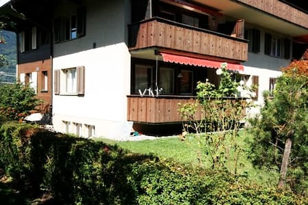 Best Value/Location in Interlaken-Spacious Sleeps4 - Wilderswil - Διαμέρισμα