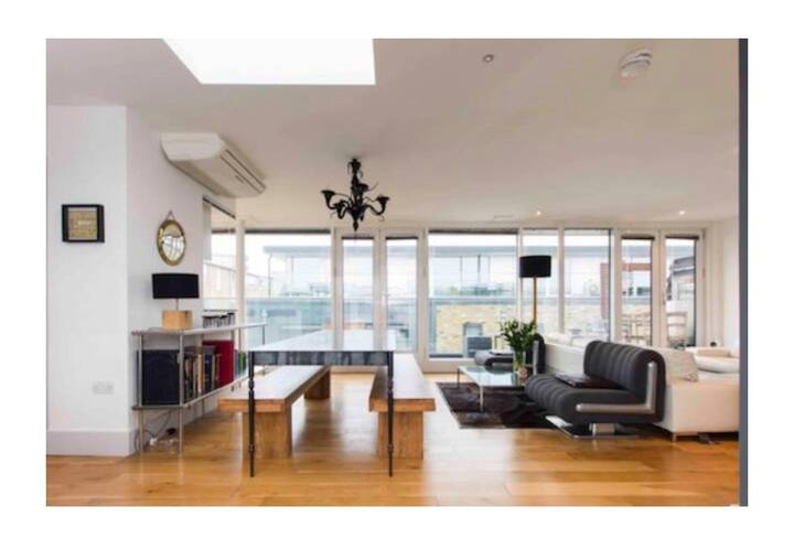 Central Penthouse (zone 1) with air conditioning
