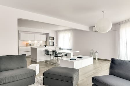 URBAN COMFORT  (City Center w/Parking & Air Cond.) - Mulhouse - Apartment