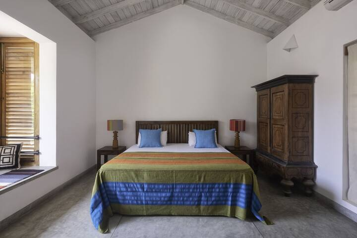50 CHURCH STREET - GALLE FORT/Deluxe Double Room 1