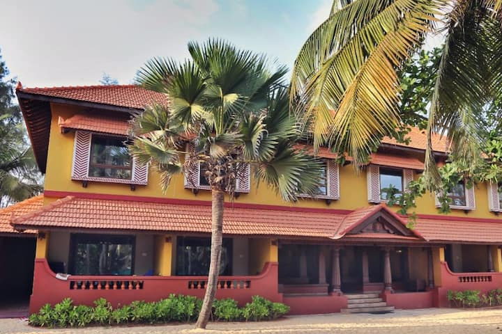 Udupi Homestay: Serene Beachside Stay 06