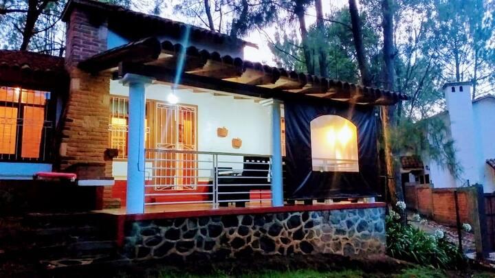 Cabaña el Camino en Mazamitla