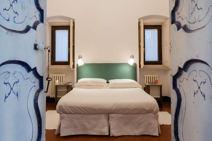 B&B Villa Spada - Donadeo Lecce (Boschetto Room)