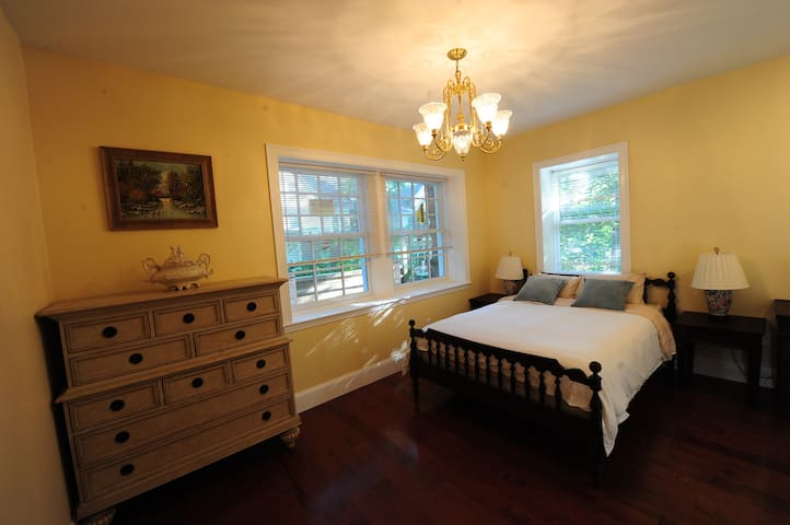 Cozy quiet room D (NearBU/Fenway/Downtown/HMS)