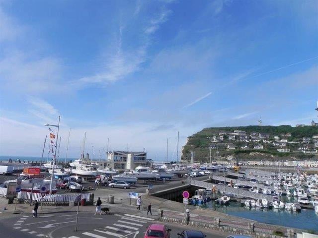 Charmant appartement vue sur la mer et les bateaux - Fécamp