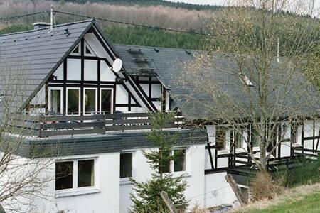 Das Freizeithaus am Rothaarsteig - Kirchhundem