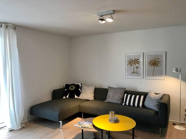 Design Wohnung par excellence!!