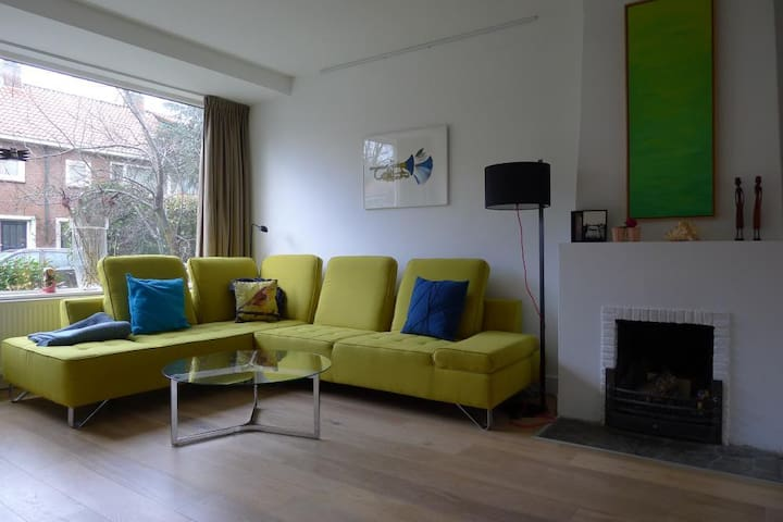 Explore Rotterdam and stay in a comfy place - Rotterdam - House