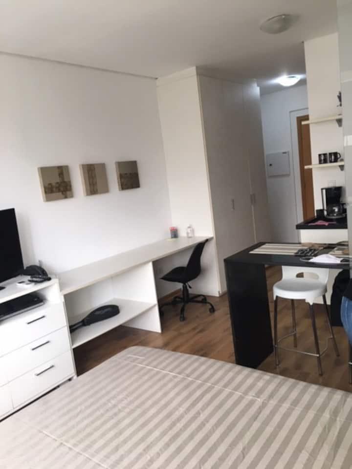 Novo conceito de hospedagem - Central - Curitiba