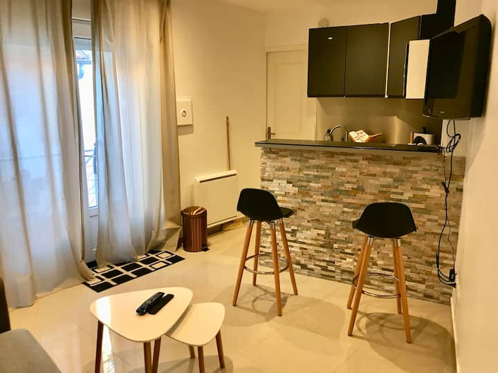 APPARTEMENT COSY⭐️⭐️⭐️  ROISSY CDG ASTERIX PARIS EXPO