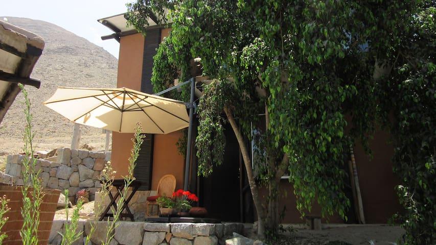 Habitación La Cabaña de Tarii