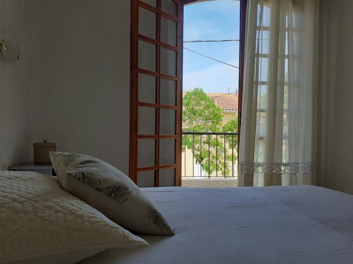 4 chambres avec sdb,150 m de la mer:Maison Beau M