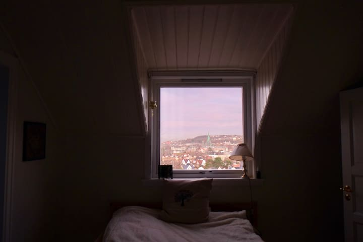 Cozy apartment with a panoramic views! - Trondheim - Pis