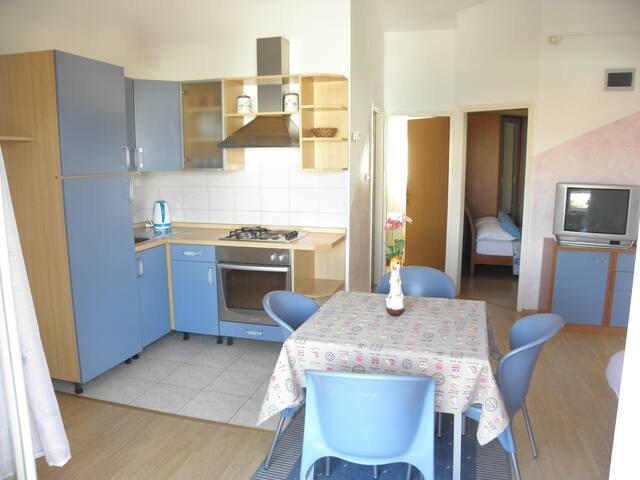 Sea view apartment surrounded with garden - Pag - Leilighet