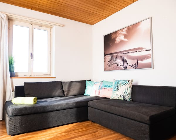 bright cozy & clean apartment - perfect gateaway