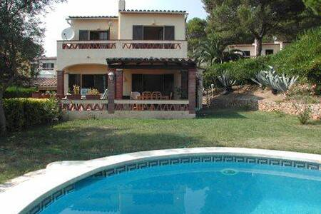 Villa with 4 bedrooms and privat pool. - La Torre Vella