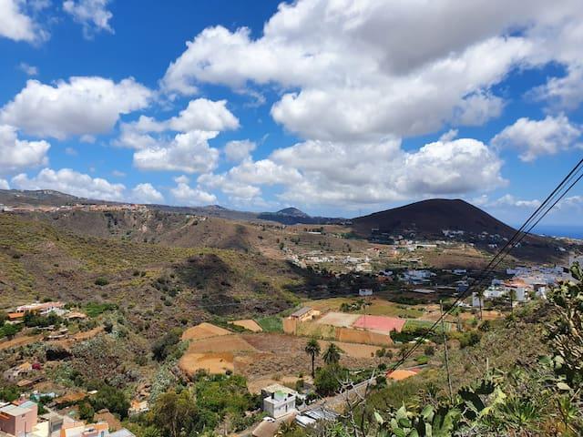 Naturaleza volcanica