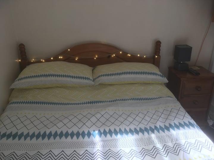 Quality accommodation close to city centre.