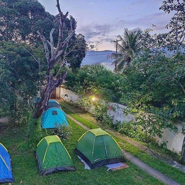 Camping Recanto do Elefante em Itaipuaçu/Maricá