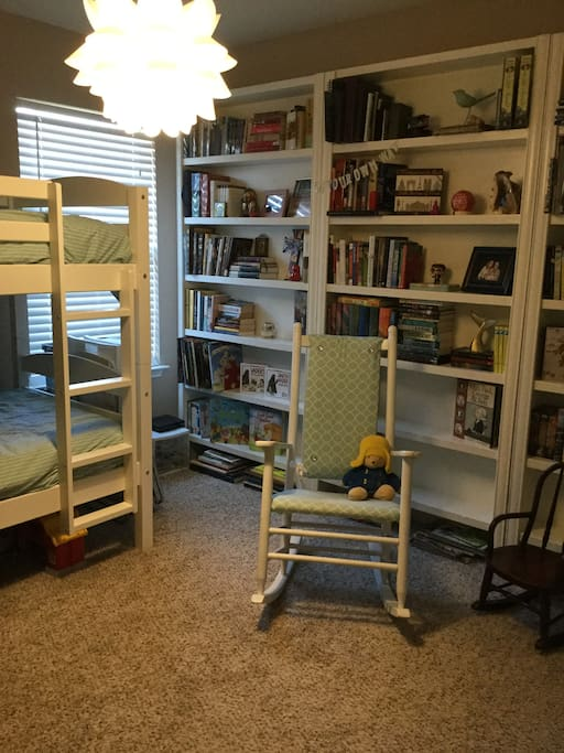 Bunk room, different angle