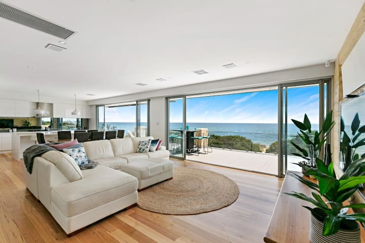 Magnificent Views From Living