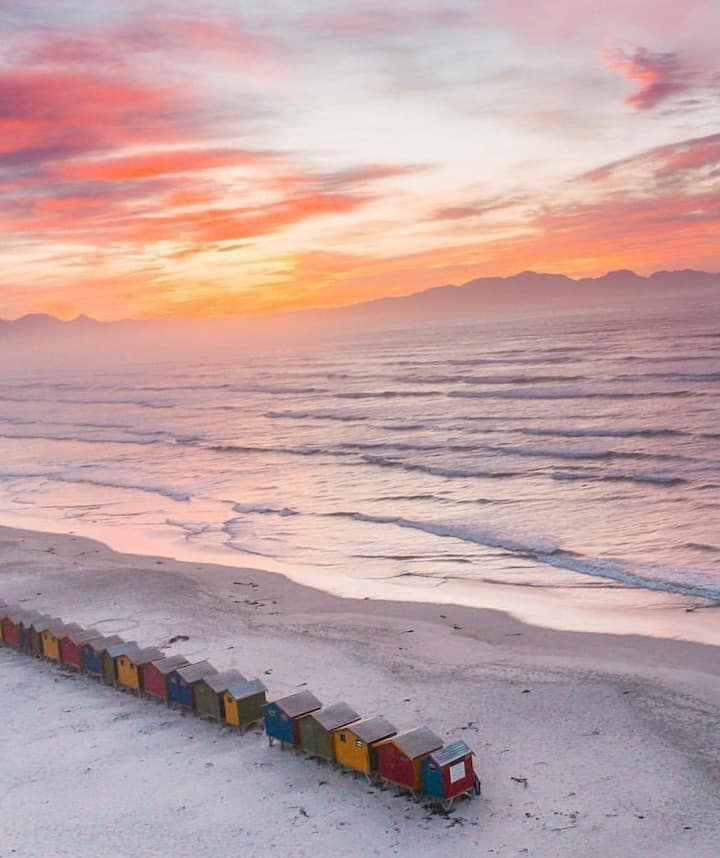 CAPE CAPSULES BACK PACKERS MUIZENBERG - Brand New