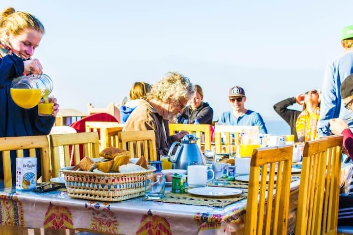 Surf  & Yoga House Morocco