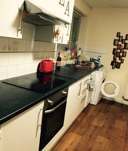 1 Room in city central 3 bed flat - Preston - Leilighet
