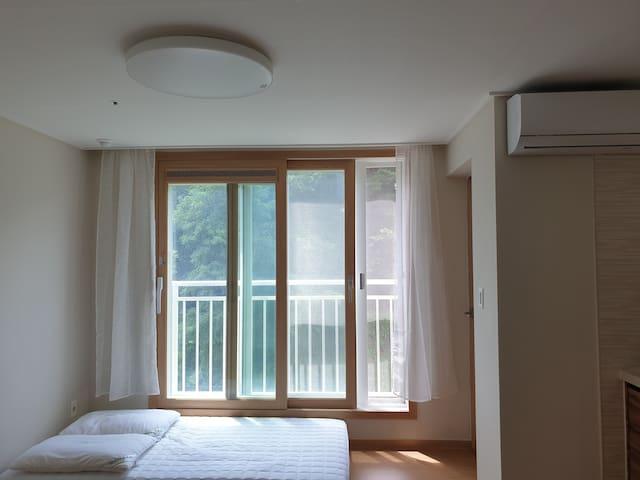 경주 신축 숲세권 아파트.안전,깨끗,편리한 이곳.